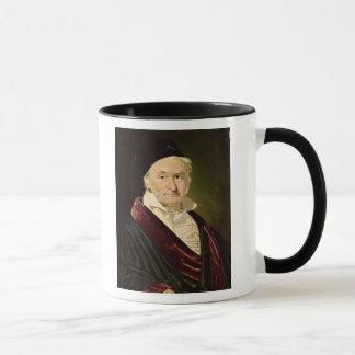 Mug Portrait de Carl Friedrich Gauss, 1840