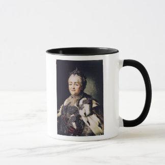 Mug Portrait de Catherine II de la Russie