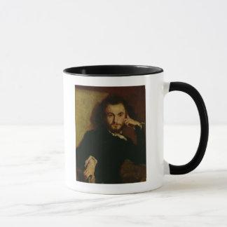 Mug Portrait de Charles Baudelaire 1844