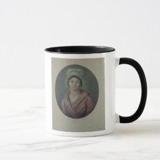 Mug Portrait de Charlotte Corday après 1793