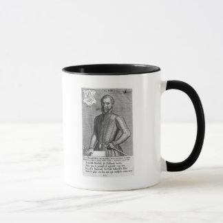 Mug Portrait de compte Henry de Brederode 1566