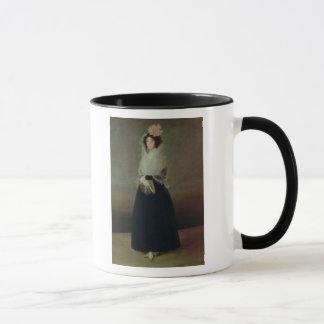 Mug Portrait de Countess Marquesa de la Solana