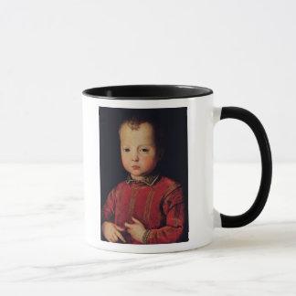 Mug Portrait de Don Garcia