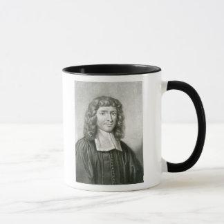 Mug Portrait de Dr. Isaac Barrow