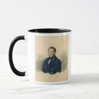 Mug Portrait de Faddey Venediktovich Bulgarin, c.1840