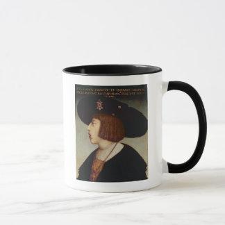 Mug Portrait de Ferdinand I, empereur romain saint