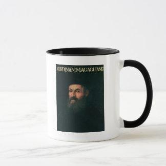 Mug Portrait de Ferdinand Magellan