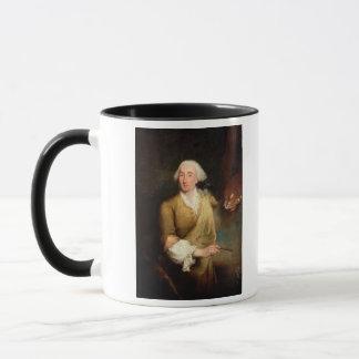 Mug Portrait de Francesco Guardi (1712-93) (l'huile