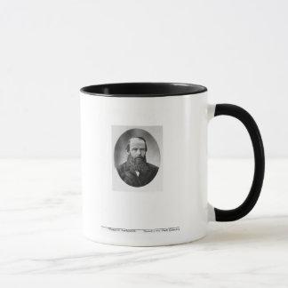 Mug Portrait de Fyodor Mikhailovich Dostoyevsky