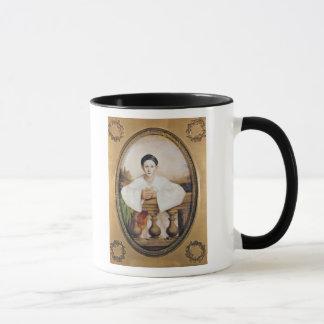 Mug Portrait de Gaspard Deburau comme Pierrot, c.1815
