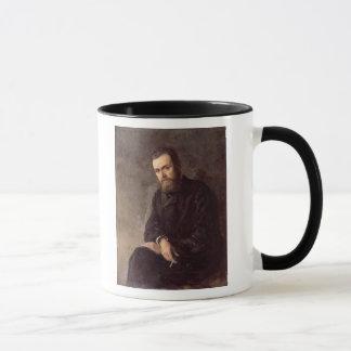 Mug Portrait de Gleb I. Uspensky 1884