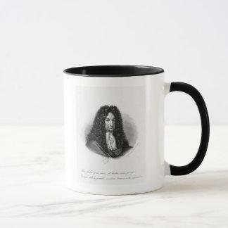 Mug Portrait de Gottfried Wilhelm baron de Leibniz