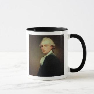 Mug Portrait de Henry Russell (1751-1836) c.1783