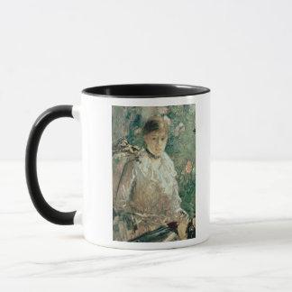 Mug Portrait de jeune Madame