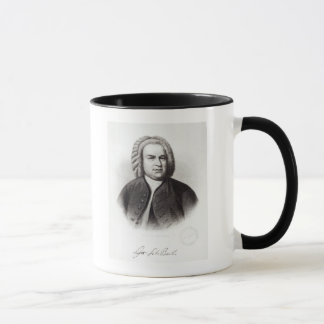 Mug Portrait de Johann Sebastian Bach