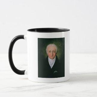 Mug Portrait de Johann Wolfgang von Goethe, 1818