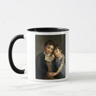 Mug Portrait de Karl Thomas et de Franz Xaver