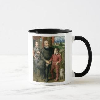 Mug Portrait de la famille de l'artiste, Minerva