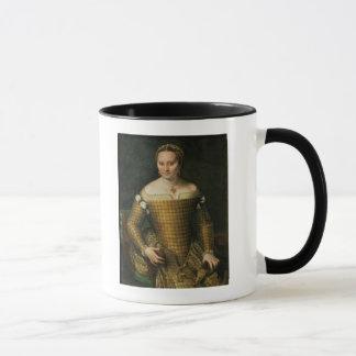 Mug Portrait de la mère de l'artiste
