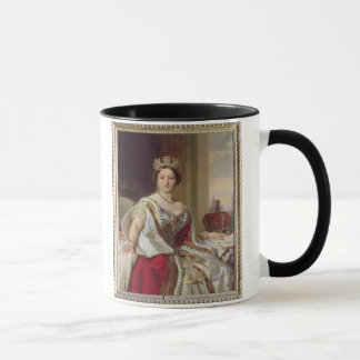 Mug Portrait de la Reine Victoria (1819-1901) 1859