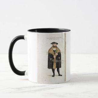 Mug Portrait de l'âge 41 d'auteur, de 'De Histori