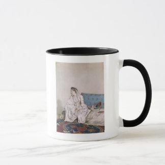 Mug Portrait de lancer de Mary
