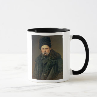 Mug Portrait de l'auteur ukrainien