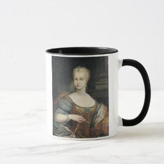 Mug Portrait de l'épouse de Pietro Leopoldo di Lorena,