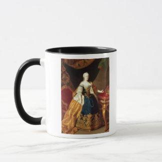 Mug Portrait de l'impératrice Maria Theresa