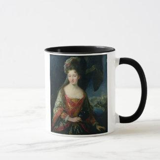 Mug Portrait de Louise-Hippolyte (1687-1731),