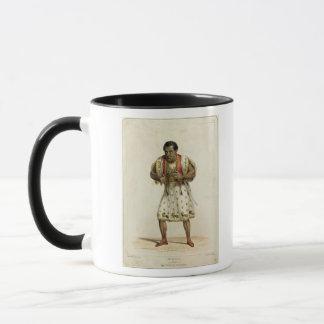 Mug Portrait de M. Edmund Kean comme Othello