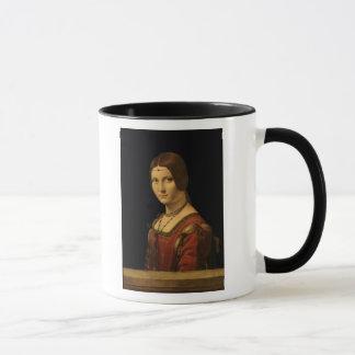 Mug Portrait de Madame de la cour de Milan
