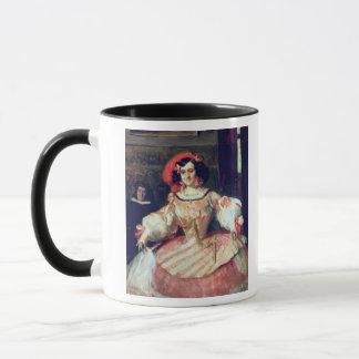 Mug Portrait de Maria Guerrero