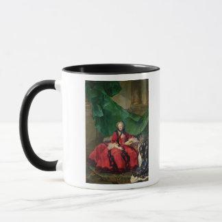 Mug Portrait de Maria Leszczynska dans la robe