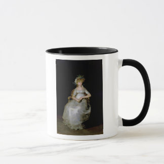 Mug Portrait de Maria Teresa de Ballabriga