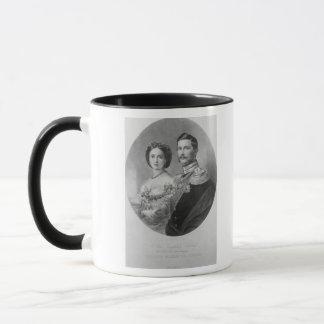 Mug Portrait de mariage de leurs altesses royales
