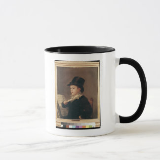 Mug Portrait de Mariano Goya 1815-17