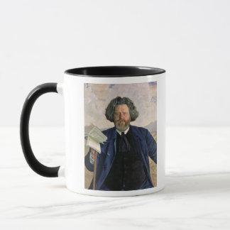 Mug Portrait de Maximilian Voloshin 1924