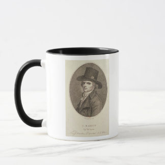 Mug Portrait de médaillon de Francois Noel