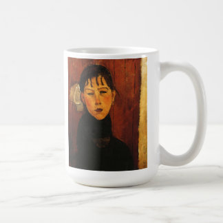 Mug Portrait de Modigliani Amedeo