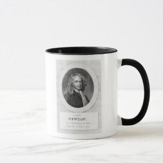 Mug Portrait de monsieur Isaac Newton