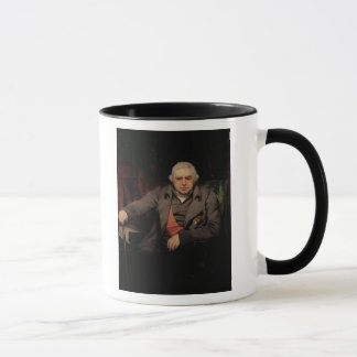 Mug Portrait de monsieur Joseph Banks, 1810