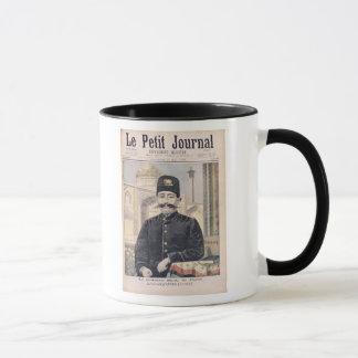 Mug Portrait de Mozzafer-ed-Vacarme de Shah