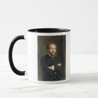 Mug Portrait de Nikolai Karlovich Medtner 1906