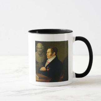 Mug Portrait de Nikolay Gnedich, 1839