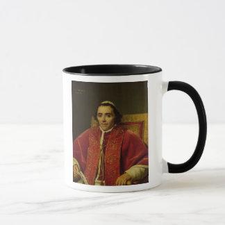 Mug Portrait de pape Pius VII, 1805