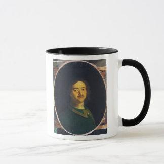 Mug Portrait de Peter le grand