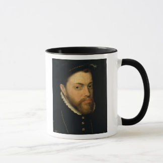 Mug Portrait de Philip II de l'Espagne
