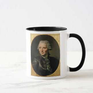 Mug Portrait de Pierre Augustin Caron De