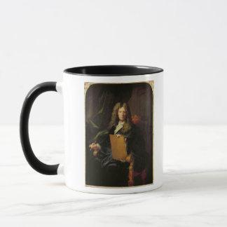 Mug Portrait de Pierre Mignard c.1690